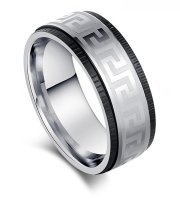 Nemesacél gyűrű (ES1926P)