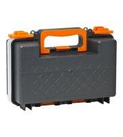 Professzionális dupla rendszerező táska 290 x 200 x 120 mm