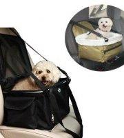 Autóba szerelhető kutya és macska hordótáska