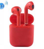 I7S Piros fülhallgató
