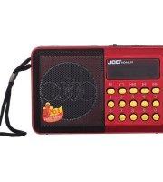 FM Hordozható zsebrádió, MP3 lejátszás, TF kártya foglalat
