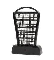 Asztali UV rovarcsapda - akkumulátoros és USB-s, fekete