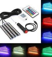 LED RGB Világítás Autóba Nagy