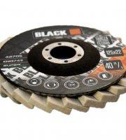 Black polírozó korong 125-os