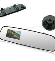 Autóba szerelhető, DVR visszapillantó monitor