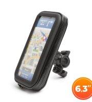 """Kerékpáros telefontartó táska - érintőfelülettel - 6,3""""-ig"""