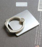 Telefon gyűrű, szelfi gyűrű, telefontartó gyűrű Ezüst
