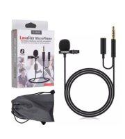 Csiptethető mikrofon + 3.5 mm jack bemenettel, 3.5mm jack/TypeC/Lightning