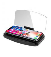 Head Up Display kijelző okostelefonokhoz, NFC töltéssel