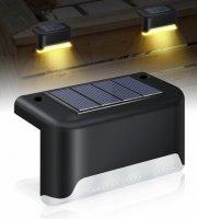 Napelemes solar korlátvilágítás, 4db