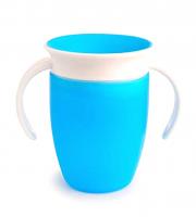 Cseppmentes itatópohár kék