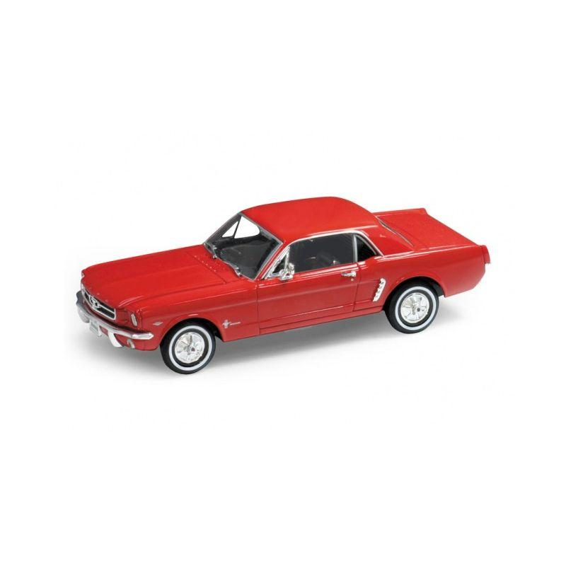 Welly Ford Mustang Coupe 1964 autó, 1:24